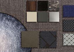 Minotti textiles