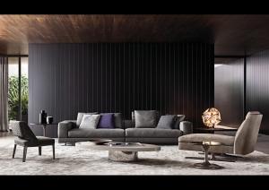 Minotti LACMA Textiles + Furniture