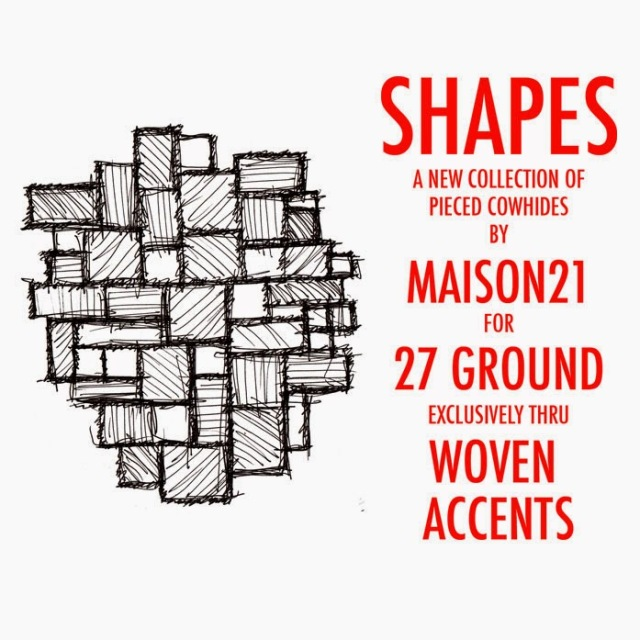 Shapes Collection by Maison 21